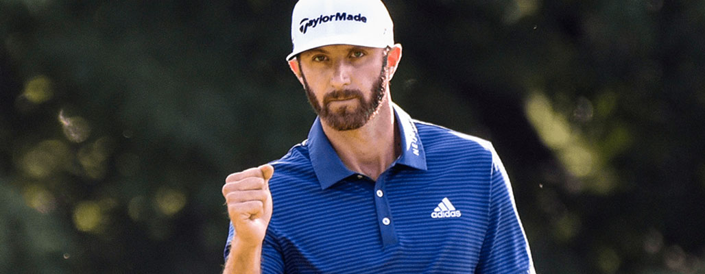 Dustin Johnson Beats Jordan Spieth in Playoff to Win Northern Trust