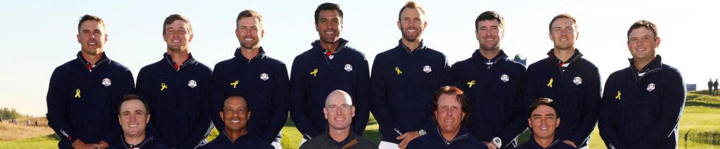 Team USA Ryder Cup