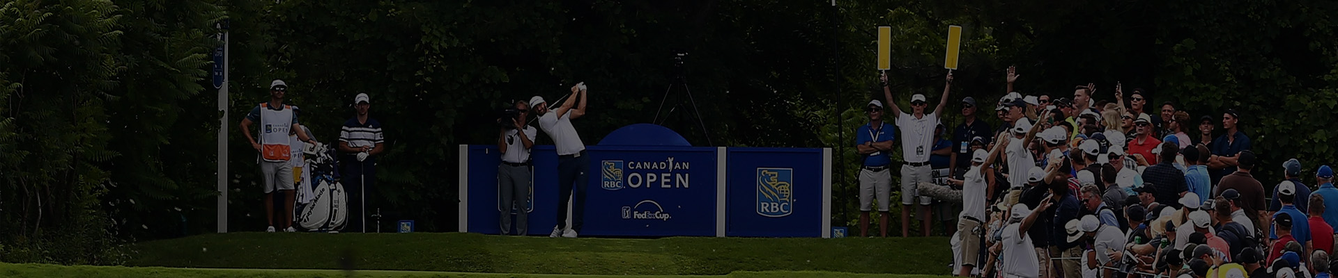 Dustin Johnson secures 3rd victory of the season at RBC Canadian Open