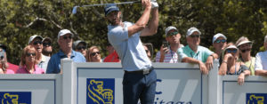 Dustin Johnson Team RBC